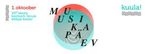 Muusikapäev logo 2014