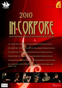 in corpore plakat 2010-01