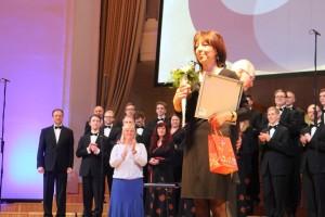 Ingrid Kõrvits aasta dirigent 2016