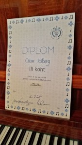 Oskari diplom