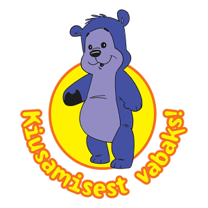 Kiusamisest vabaks! logo_must_taustata