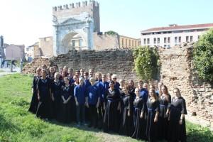 TMKK kammerkoor Riminis