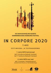 In Corpore 2020-01